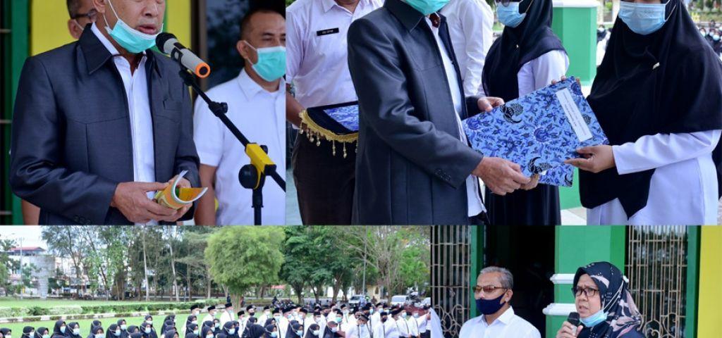 174 CPNS FORMASI TAHUN 2019 TERIMA SK PENGANGKATAN